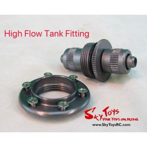 High Flow Tank Fitting set
